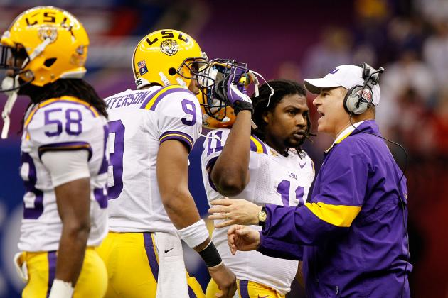 How LSU Tigers Have Been Held Back by the QB Position