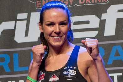 Alexis Davis vs. Rosi Sexton Scheduled for UFC 161 in Winnipeg