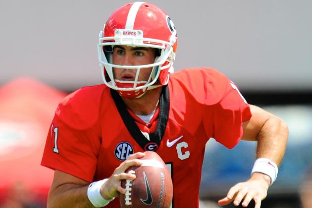 Georgia Spring Game 2013: Date, Start Time, TV Info and More