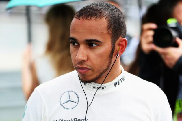 'McLaren Suffering Without Hamilton'