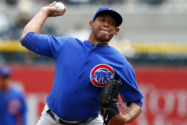 Cubs Hold on Despite Marmol's Shaky Outing