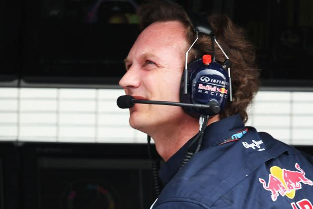 Christian Horner Adamant Feud Is over