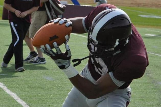 Juco Transfer WR Jeremey Chappelle Feels He's Making Progress