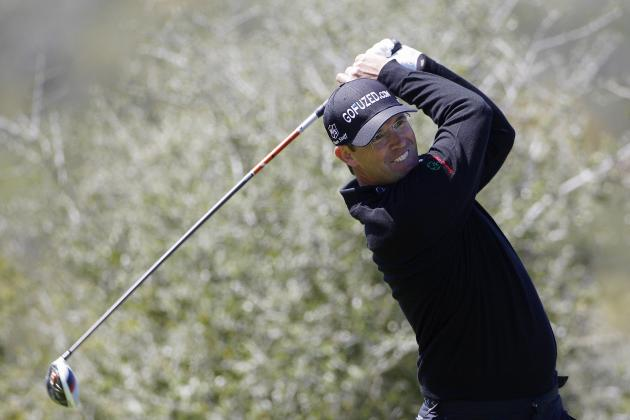 Harrington's 4-Under 68 Leads Early at Texas Open