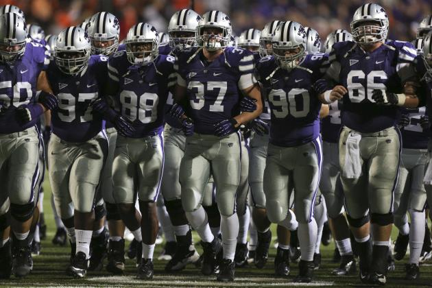 Kansas State Gets Spring Football Underway