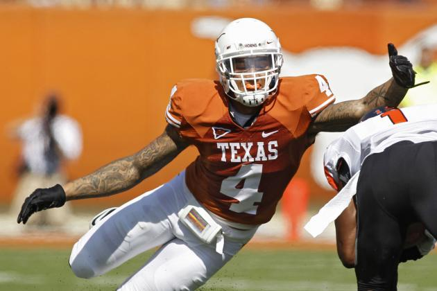 Mel Kiper Sees Kenny Vaccaro Slipping to Cowboys