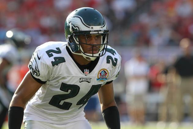Nnamdi Asomugha: 49ers Struck Low-Risk, High-Reward Deal for Talented CB