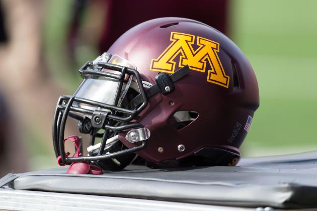 Gophers Have No Plans to Move QB Streveler to WR