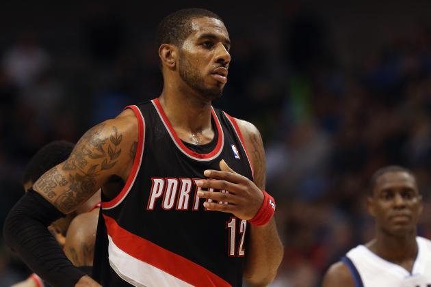 LaMarcus Aldridge Says He Will Play Friday