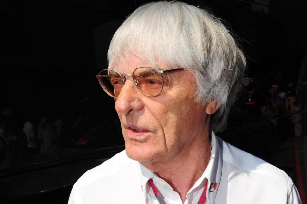 F1: Bernie: Formula One Could Amplify V6 Engine Sound