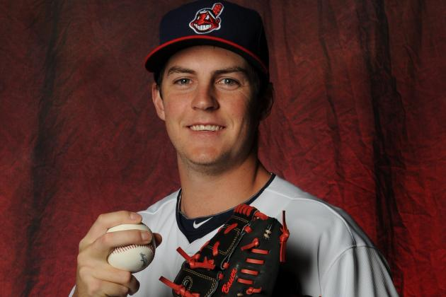 Indians Place Scott Kazmir on DL, Call Up Trevor Bauer