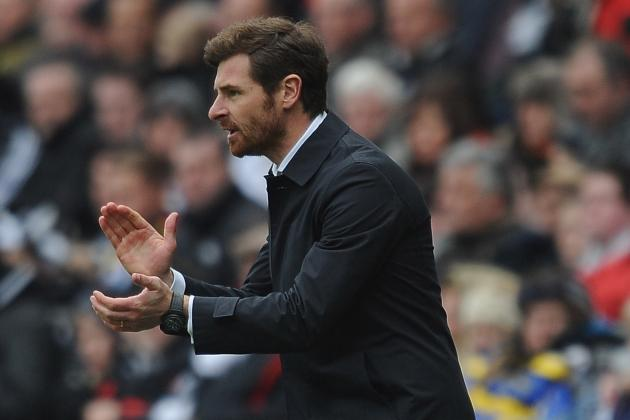 Andre Villas-Boas: Emmanuel Adebayor 'Doing a Good Job'