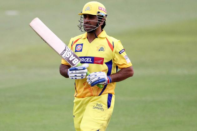 Chennai Super Kings Again the Team to Beat