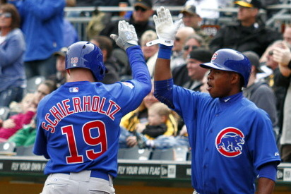 Rapid Reaction: Cubs 3, Pirates 2