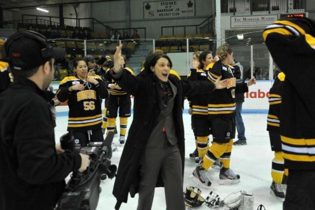 Digit Murphy's Legendary Influence Evident at 2013 IIHF Women's Worlds