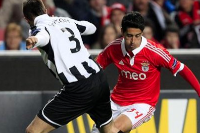 Benfica Net 3 to Sink Newcastle