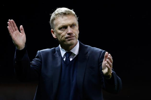 Schalke Wait to Pounce for Moyes at Season's End If Everton Talks Falter