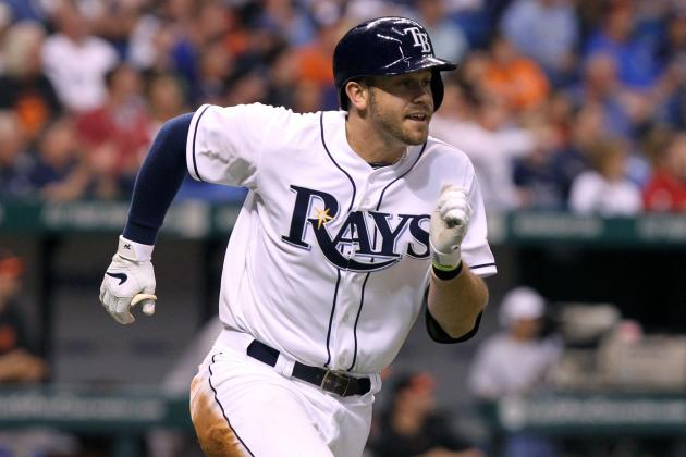 Evan Longoria Called out in Ninth for Overtaking Ben Zobrist Ondouble