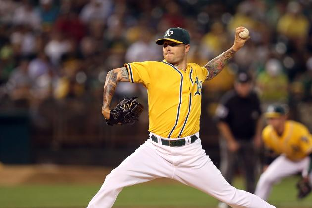 Athletics Trade Travis Blackley to Astros
