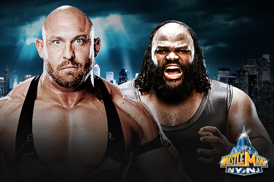 Mark Henry vs. Ryback: WrestleMania 29 Match Hinges on Strong Finish