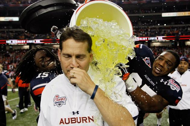 Gene Chizik's Auburn Disaster: Why College Football Is Finally Dead to Me