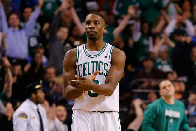 Why It's Officially Time to Believe in Jeff Green's Long-Term Ceiling for Boston