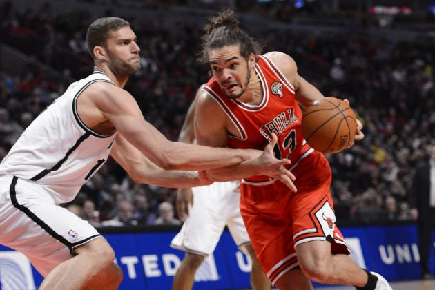 NBA Gamecast: Bulls vs. Nets