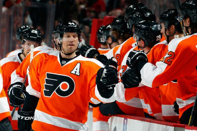 ESPN Gamecast: Flyers vs. Maple Leafs