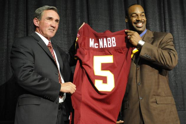What If...the Eagles Never Traded Donovan McNabb to the Redskins?