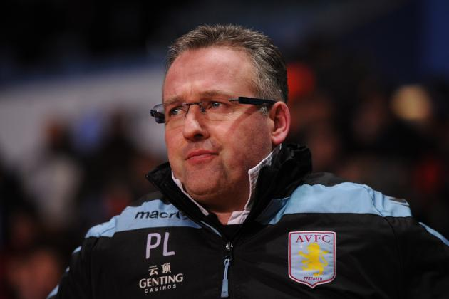 Referees Are Targeting Our Youngsters, Says Under-Fire Villa Boss Lambert