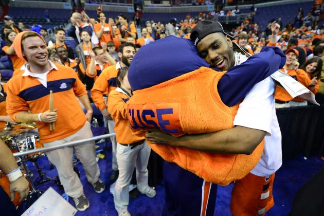 Syracuse Basketball: Rakeem Christmas in Line for Leap to Stardom