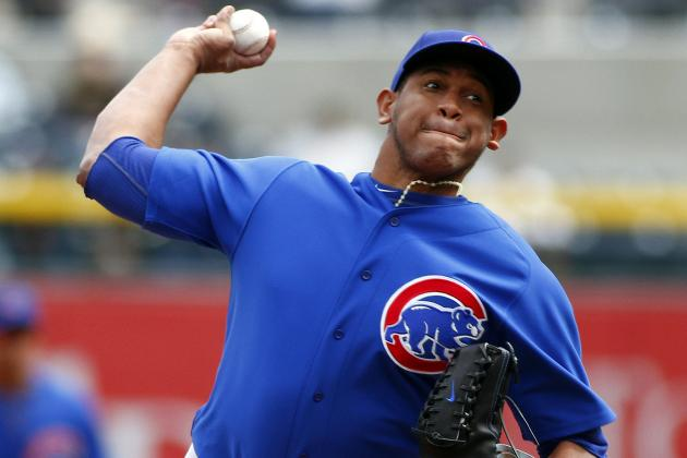 Marmol Escapes Another Jam, but How Long Will Cubs Stay Patient?