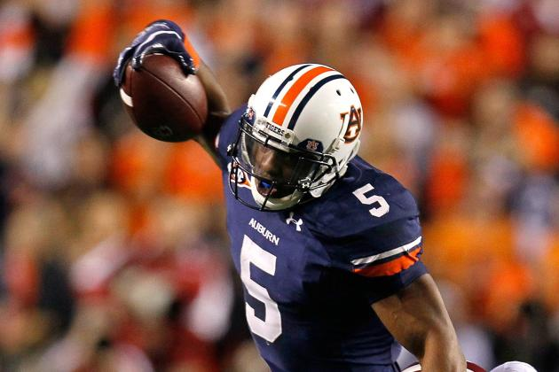 Twelve Auburn Players Failed Synthetic Pot Tests