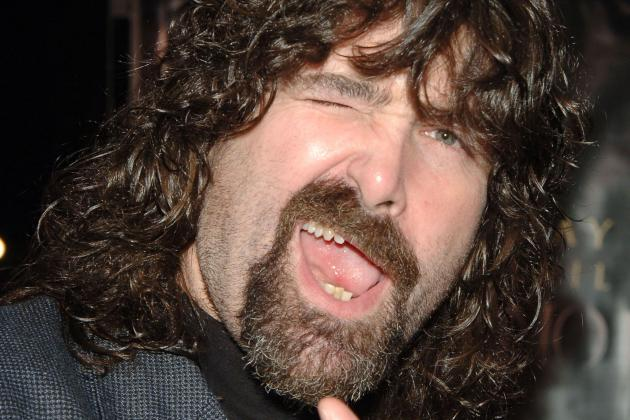 Big Update on If Mick Foley's Hall of Fame Induction Will Be on TV or Not