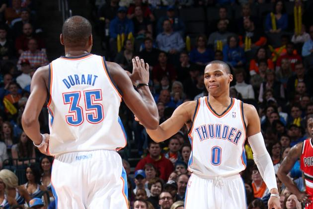 Spurs vs. Thunder: Live Score, Highlights and Reaction
