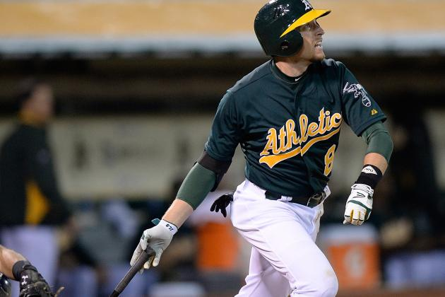 Jed Lowrie and Chris Young Not Hesitating to Show Their Value to Oakland A's