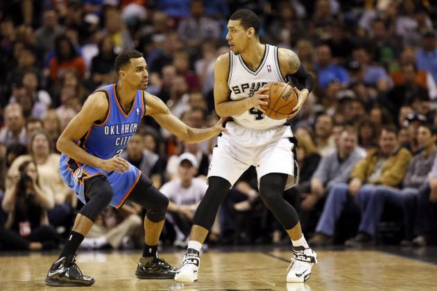 NBA Gamecast: Spurs vs. Thunder