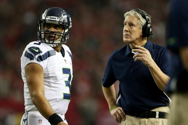 Pete Carroll: Russell Wilson Will Be 'A Lot Better' This Year