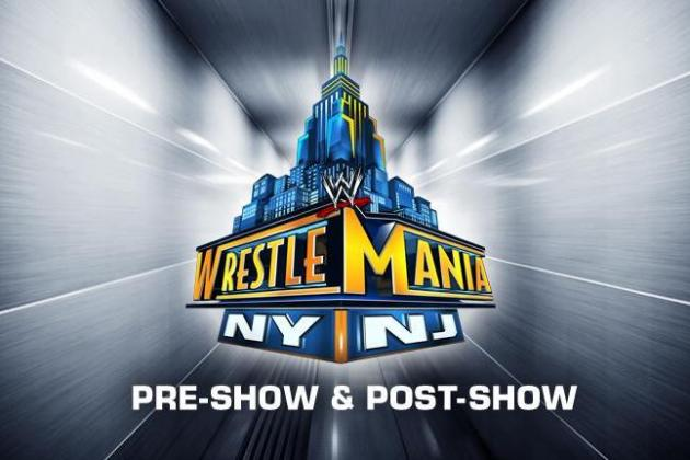 WrestleMania 29 News: Second Match Rumored for 'Mania Pre-Show