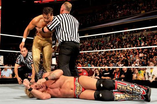 Chris Jericho Can Help Fandango Succeed in the WWE