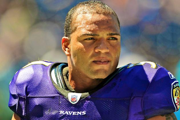Brendon Ayanbadejo Questions Baltimore Ravens' Motive for Release