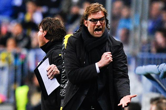 Malaga vs Dortmund: Die Borussen Need UCL Win to Salvage Poor Domestic Season