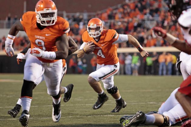 Oklahoma State Football: 3 Changes to Watch for on Offense in 2013
