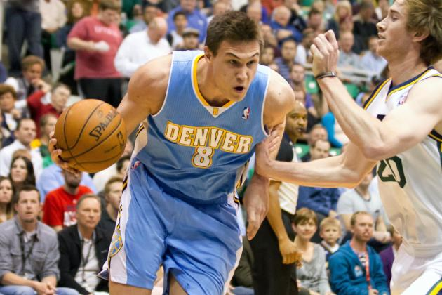 Danilo Gallinari out for Game with Knee Injury