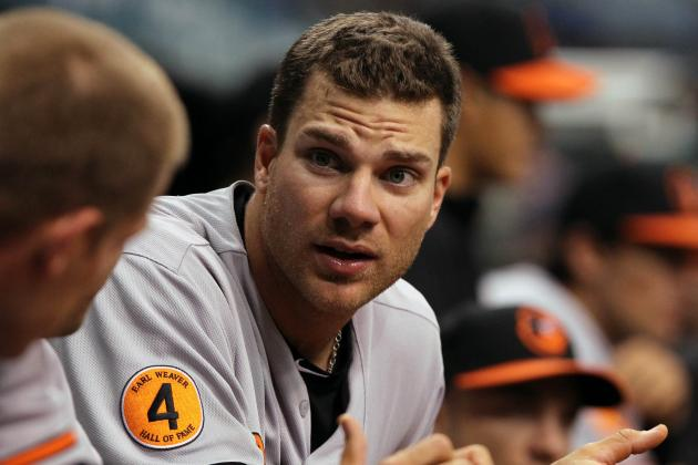 Chris Davis Homers Again, Drives in 4 as Orioles Beat Rays 6-3