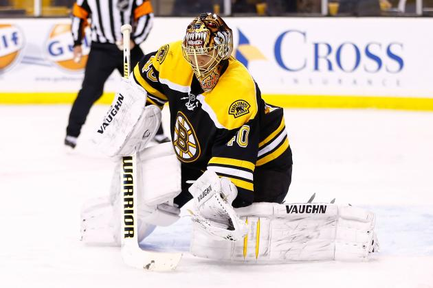 Rapid Reaction: Bruins 1, Devils 0