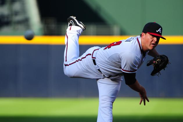 Medlen's Record Streak Ends in Braves' Loss