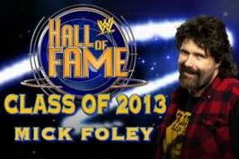 WWE News: Mick Foley's Hall Induction Added to Televised Portion of Ceremony