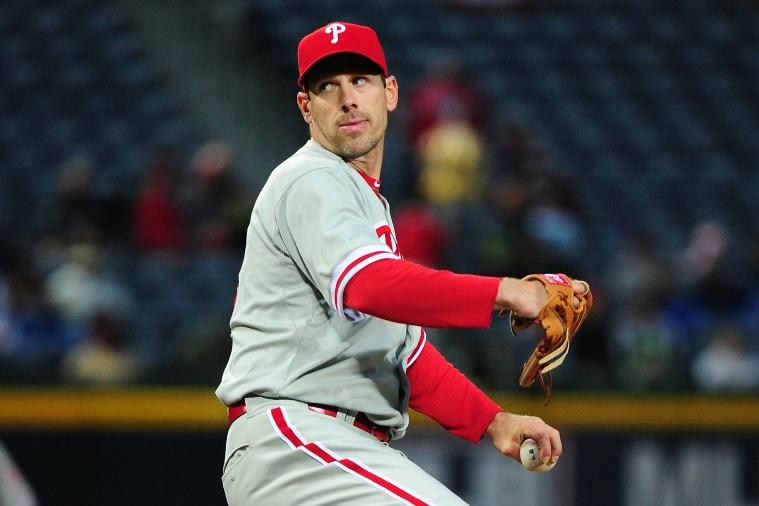 Cliff Lee Tosses Eight Strong Innings as Phillies Trump Braves