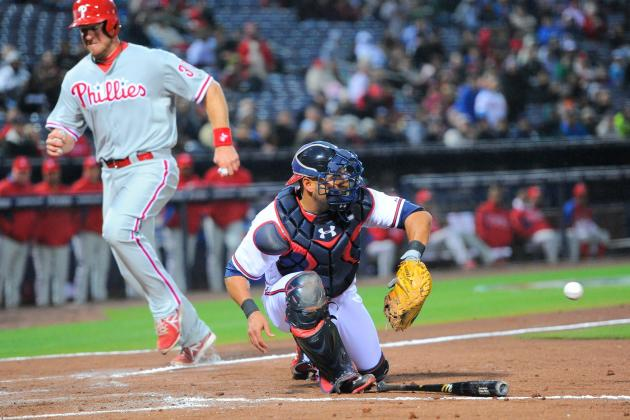 Phillies 2, Braves 0 | Lindy's Sports